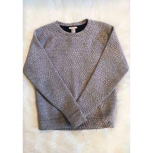 Gray H&M Sweater